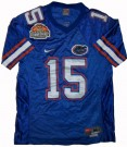 Florida gators #15 Tim Tebow Matchtröja PRO NCAA: M
