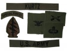 Apocalypse Now Patch-Set Colonel Kurtz Vietnam War