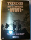 DVD Box Plåt Tin Trenches Battleground WW1: NY