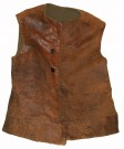 Leather Jerkin WW1 WW2 Original typ