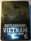 DVD Box Plåt Tin Battleground Vietnam: NY