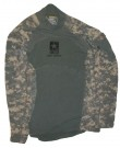 Tröja Under Armor Combat Shirt Massif Army Strong: L