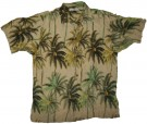 Tommy+Bahama+Hawaii+skjorta+Jungle+100%+Silke:+S