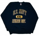 Tröja Sweatshirt US Navy SEALs Athletic Dept. Soffe: XL