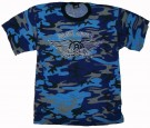 Aerosmith+Blue+Army+T-Shirt+Rothco:+XXL
