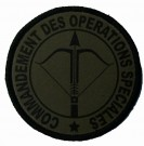 Commandement des Operations Speciales Tygmärke