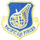 Pacific+Air+Forces+USAF+Tygmärke+färg