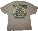 T-Shirt+Unleashed+Middle+East+Ops+USMC:+XXL