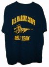 T-Shirt US Marine Corps Rifle Team USMC: XL