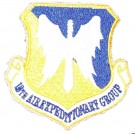 13th+Air+Expeditionary+Group+USAF+Tygmärke+Kardborre