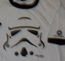 T-Shirt+Star+Wars+Galactic+Empire+Stormtrooper:+XL