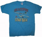 T-Shirt+Star+Trek+USS+Enterprise+retro:+L
