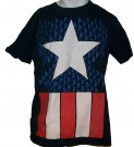 Captain America T-Shirt Marvel: M