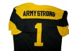 Baseball+skjorta+#1+Army+Strong+US+Army:+XL
