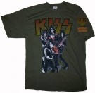 Kiss+Army+Loud+&+Proud+Since+1975+T-Shirt:+L