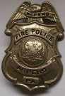 Badge+Police+Fire+14th+Philadelphia+US+original