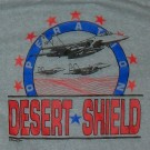 T-Shirt+USAF+Operation+Desert+Shield:+L
