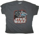 T-Shirt+Star+Wars+Retro:+XXL