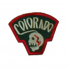 Special Forces Tygmärke SOG FOB Recon Team Colorado