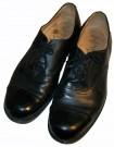 Dress Uniform Shoes British: Sz.10