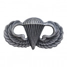 Jump Wings Para Basic Blank US Army Original