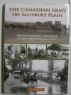 Canadian Army on Salisbury plain WW1 Bok