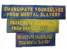 Morale strip Emancipate yourselves from mental slavery