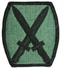 10th Mountain Division ACU Kardborre