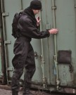 Overall Coverall Tactical SWAT Police Polis Insats