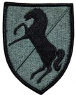 11th Armored Cavalry ACU Kardborre
