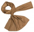 Scarf sniper Mesh Lightweight Coyote Tan