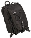 Assault Pouch HexTac Molle Ficka Black