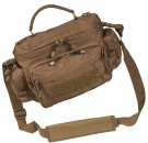 Axelväska Messenger Paracord Molle Coyote Tan Small