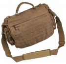 Axelväska Messenger Paracord Molle Coyote Tan Large