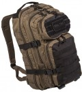 Assault Pack Ryggsäck Ranger Oliv/Black: S