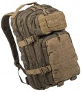 Assault Pack Ryggsäck Ranger Oliv/Coyote: S