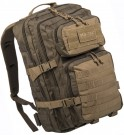 Assault Pack Ryggsäck Ranger Oliv/Coyote: L