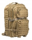 Assault Pack Ryggsäck Coyote Tan Desert Laser Cut: L