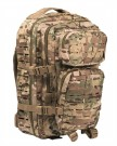 Assault Pack Ryggsäck MultiCam MTP Laser Cut: L