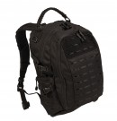 Mission Pack Ryggsäck Black Laser Cut: S