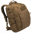 Assault Pack HexTac Molle Ryggsäck Dark Coyote 25l.