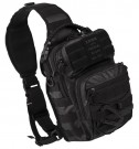Assault Pack One-Strap Tactical Ryggsäck Black: S