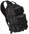 Assault Pack One-Strap Tactical Ryggsäck Black: L