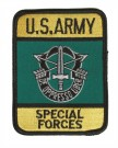 Tygmärke Special Forces US Army