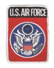 Tygmärke USAF US Air Force