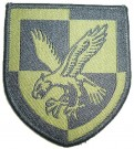 16 Air Assault Brigade Tygmärke Subdued