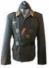 Feldbluse Fliegerbluse Luftwaffe Uniform WW2 typ