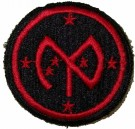 27th Infantry Division tygmärke WW2