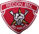 3rd Recon Bn patch