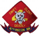 4th Recon Bn patch
